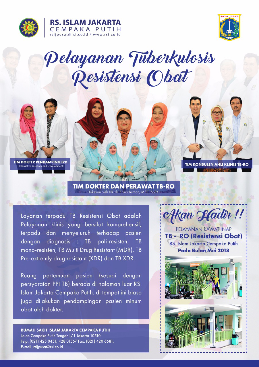 Pelayanan Tuberkulosis Resistensi Obat