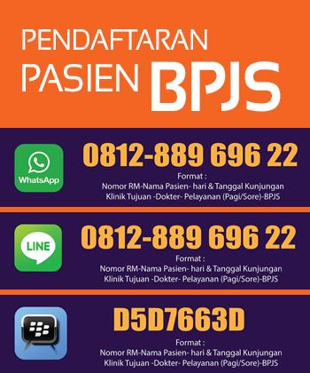 Pendaftaran Pasien BPJS