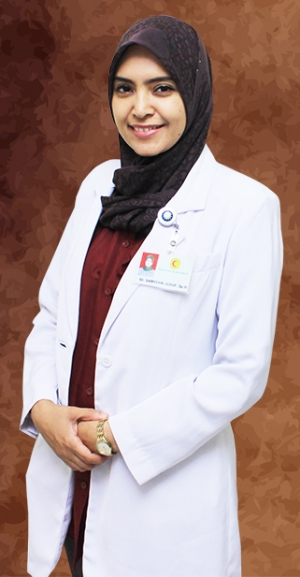 dr. Samyca Jusuf, So. U